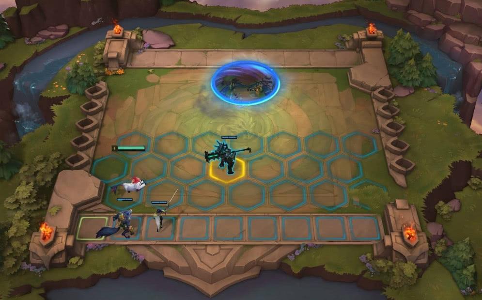 云顶之弈中最厉害的近战坦克?玩家用他玩出了新流派