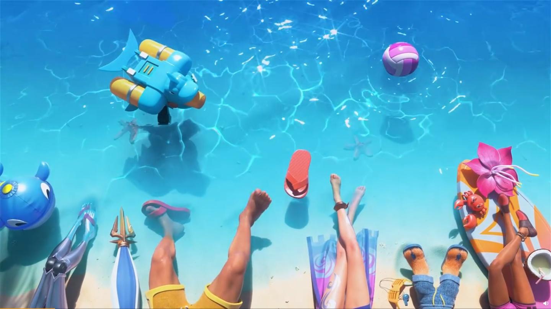 夏日炎炎,愿你更甜——2020泳池系列新皮肤鉴赏