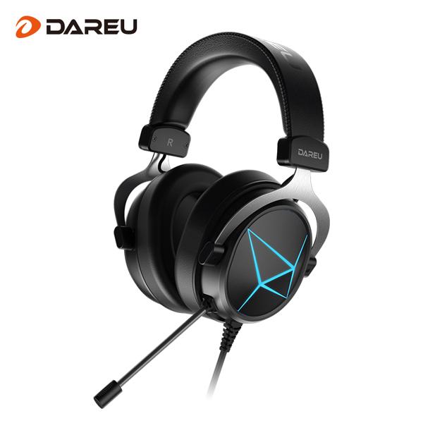 全面提升!达尔优发布EH722升级版游戏耳机