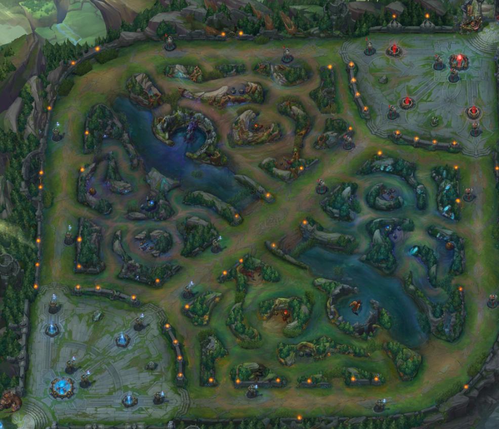 Reddit讨论:《英雄联盟》是否需要增加新地图