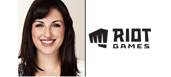 前Netflix高管Shauna Spenley出任Riot娱乐全球总裁